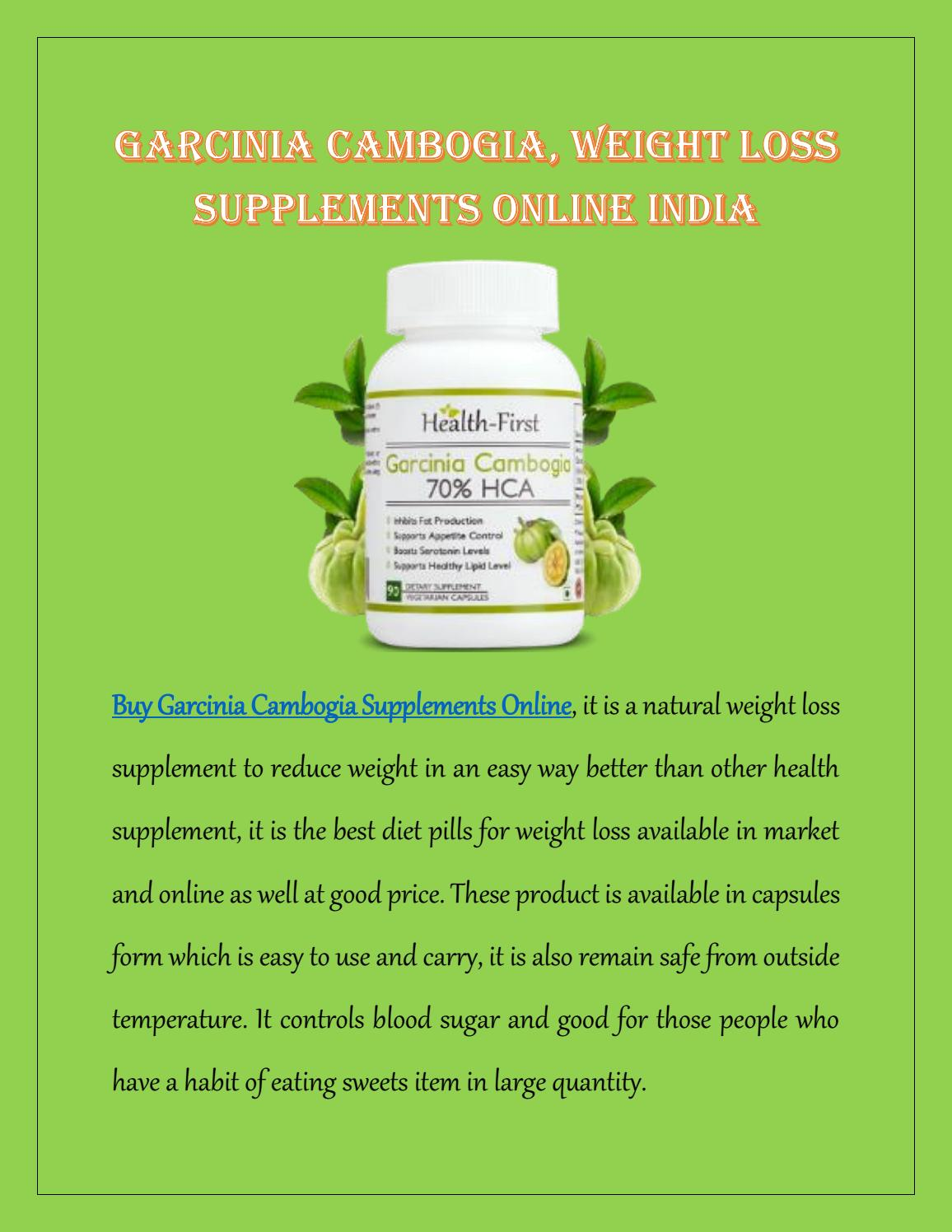 best safe weight loss product