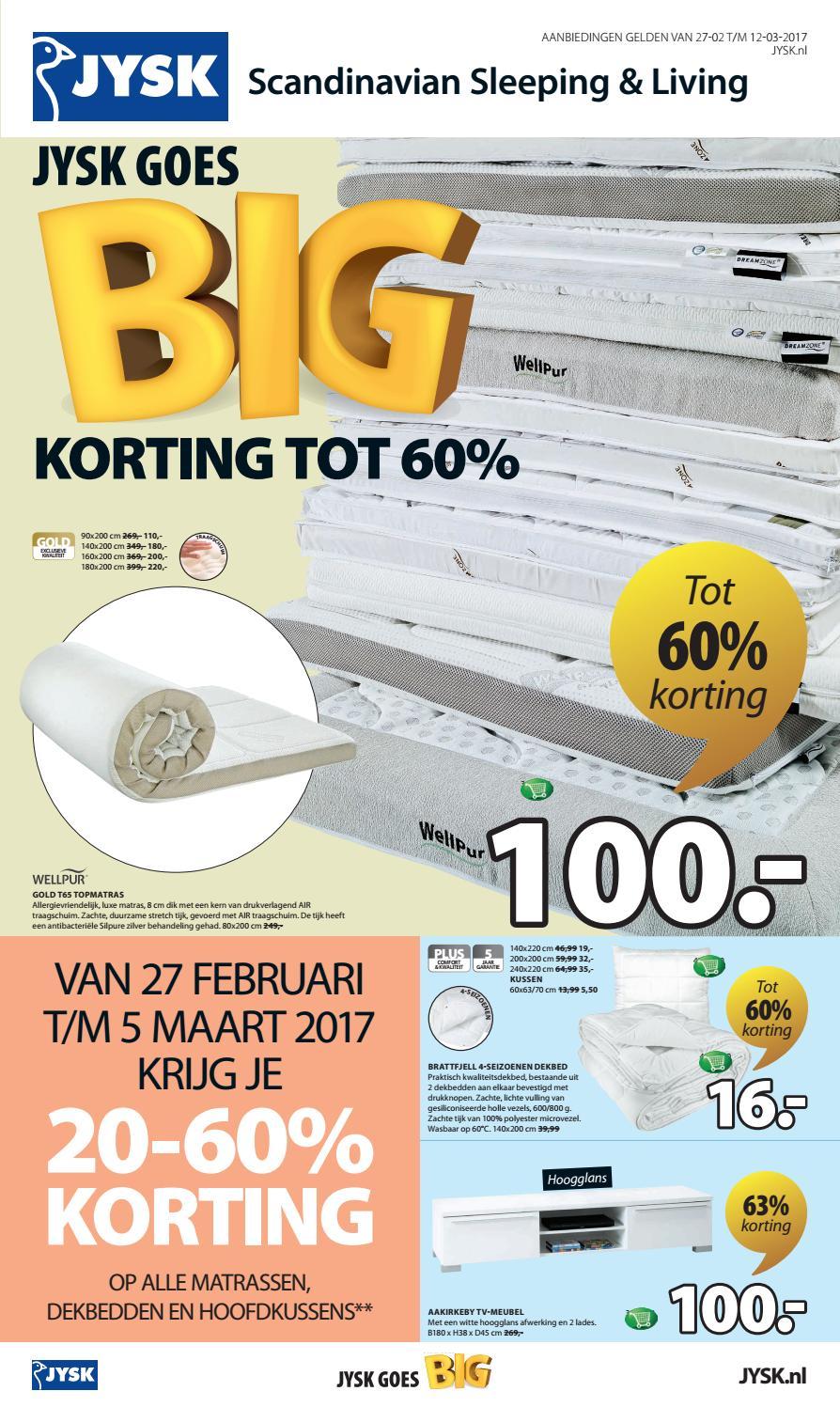 Slaapbank Chaise Longue Havdrup Grijs.Cp1009 20170301 Jysk Goes Big By Publisher 81 Nl Issuu
