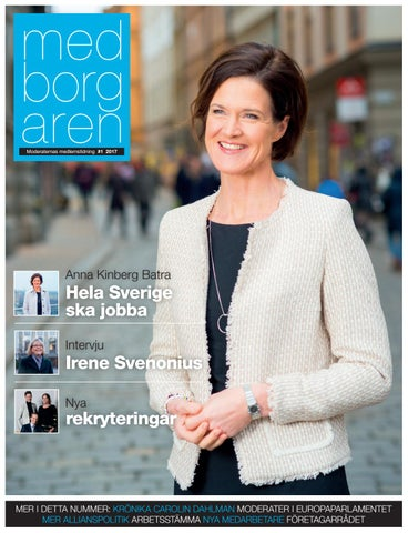 Sista hindret for anna kinberg batra