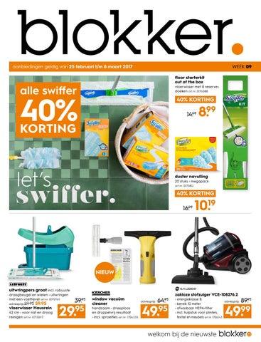 Tuinkussen Opbergbox Blokker.De Blokker Folder Blokkerfolder 9 By Publisher 81 Nl Issuu