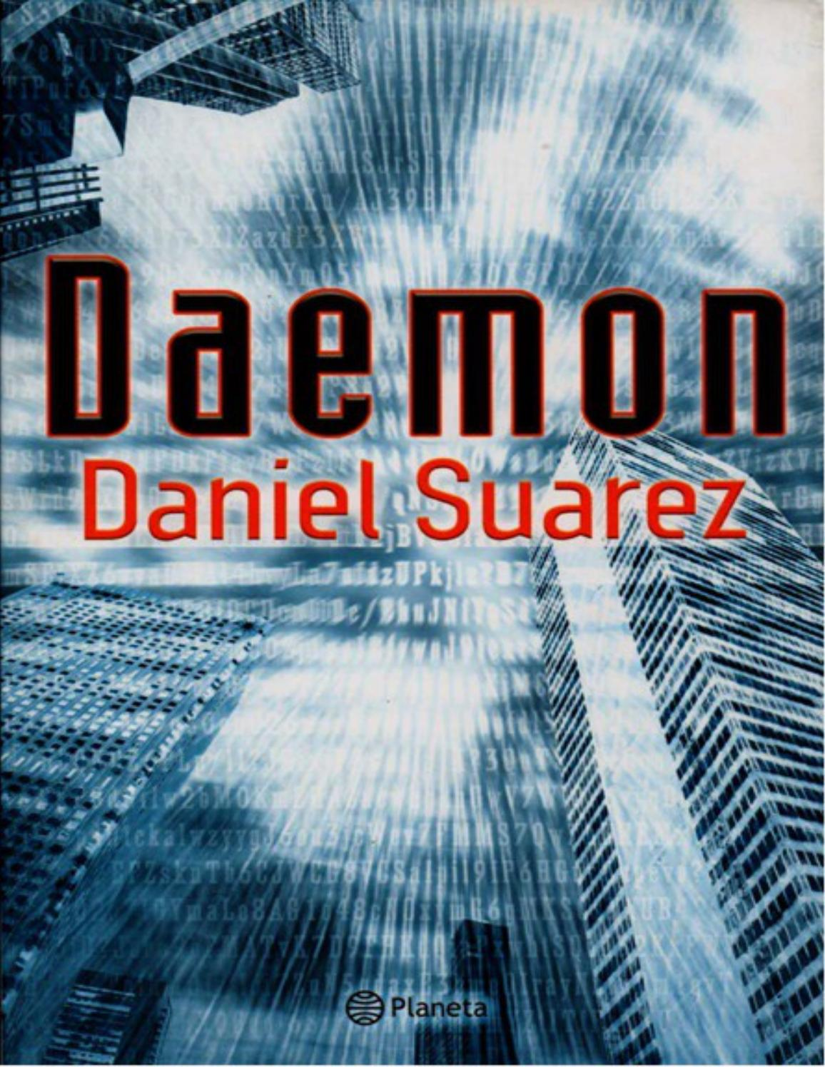 3d86af26ca731 Daemon daniel suarez1 by Bruno Willie - issuu