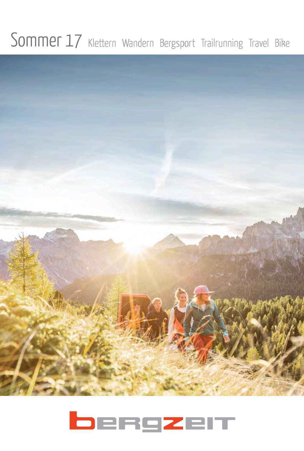 Bergzeit Sommerkatalog 2017 by BERGZEIT issuu
