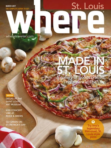 Where St Louis March 2017 By Morris Media Network