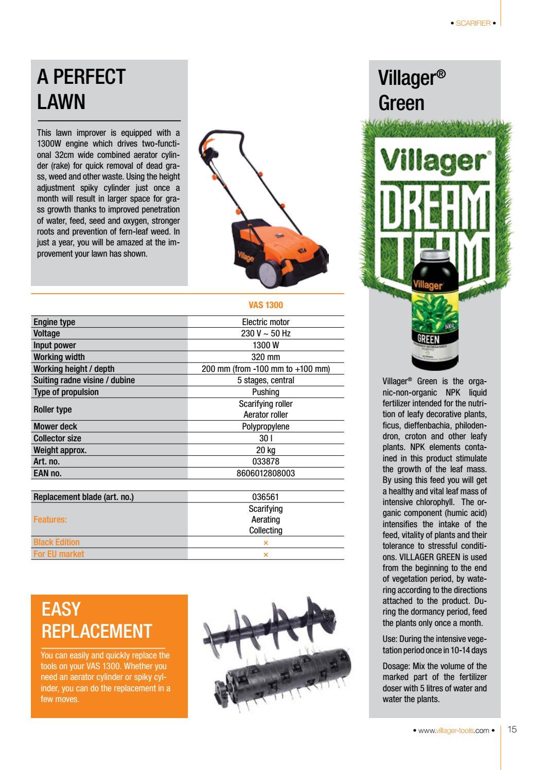 Katalog garden tools 2017 eng web by Agromarket - issuu