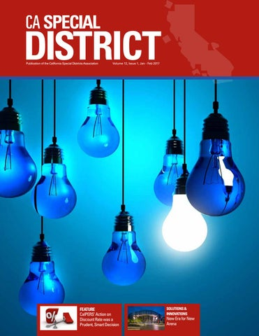 California Special District by California Special Districts