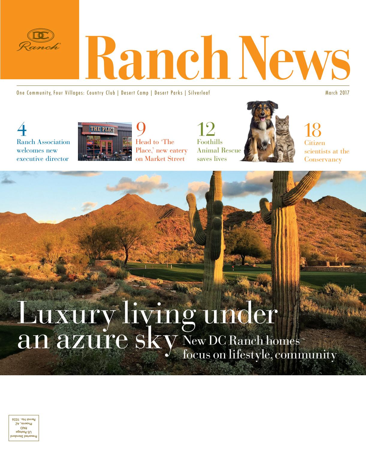 DC Ranch News   March 2017 By Republic Media Content Marketing   Issuu