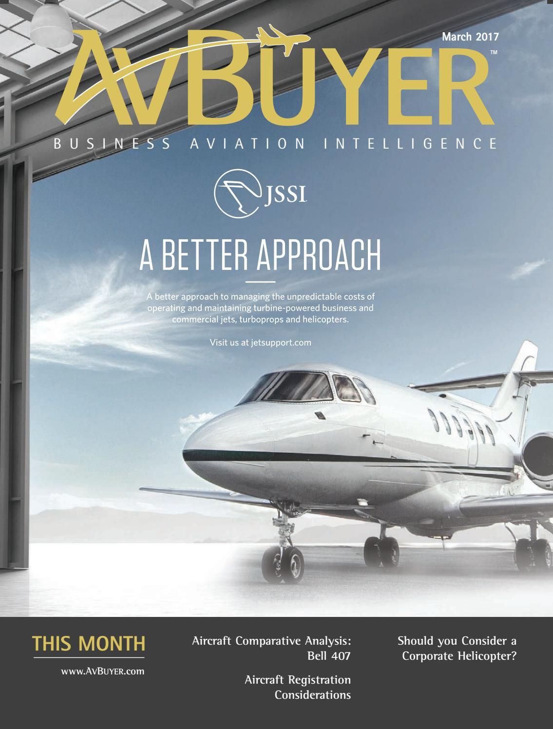 AvBuyer Magazine March 2017 by AvBuyer Ltd. - issuu