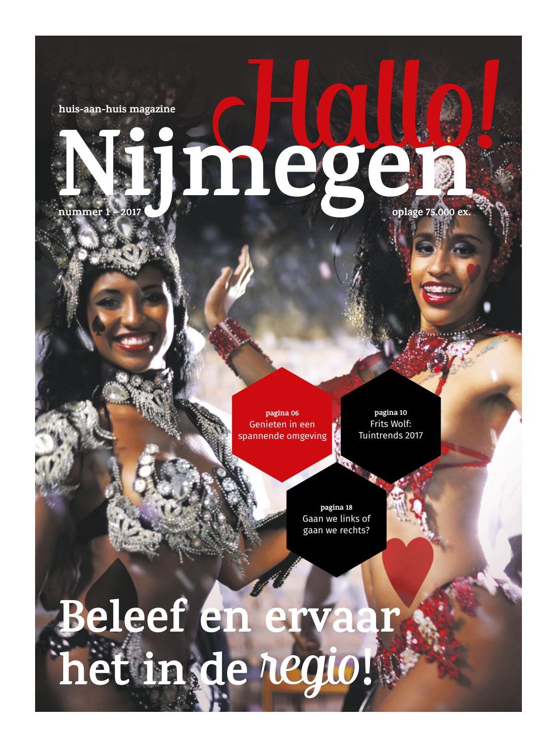 Frits Wolf Beuningen.Hallo Nijmegen 01 2017 By Hallo Nijmegen Issuu