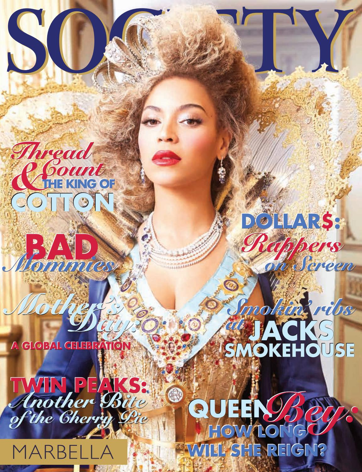 Society Magazine March 2017 - Queen Beyoncé by Icon Publishing - issuu