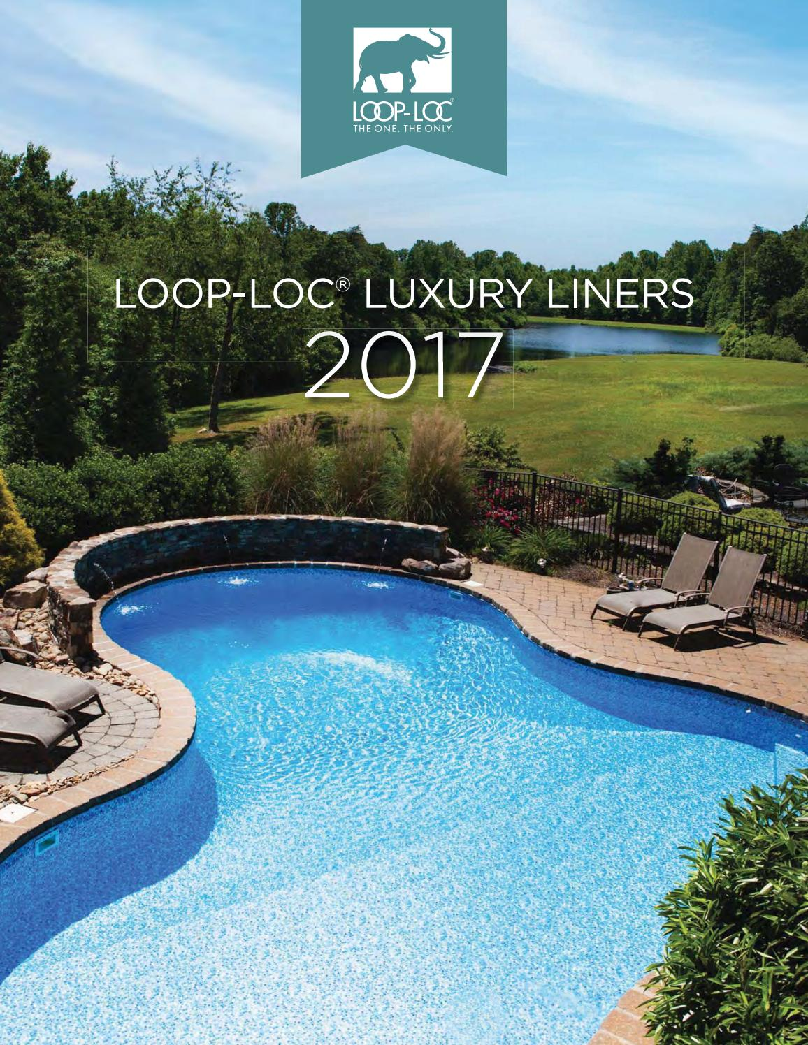 2017 Loop Loc Liner Brochure By All Seasons Pools Spas