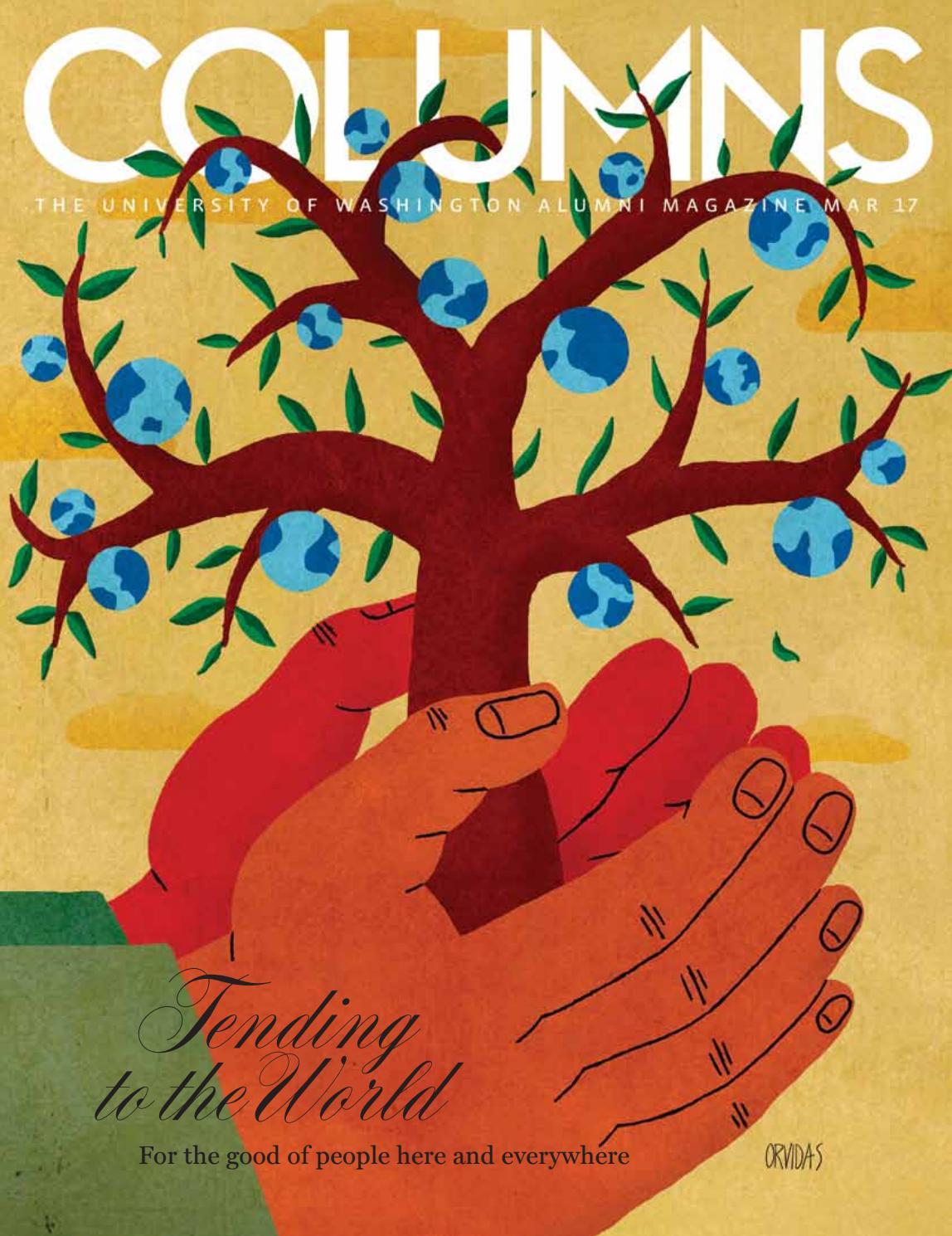 Columns Magazine – March 2017 by University of Washington