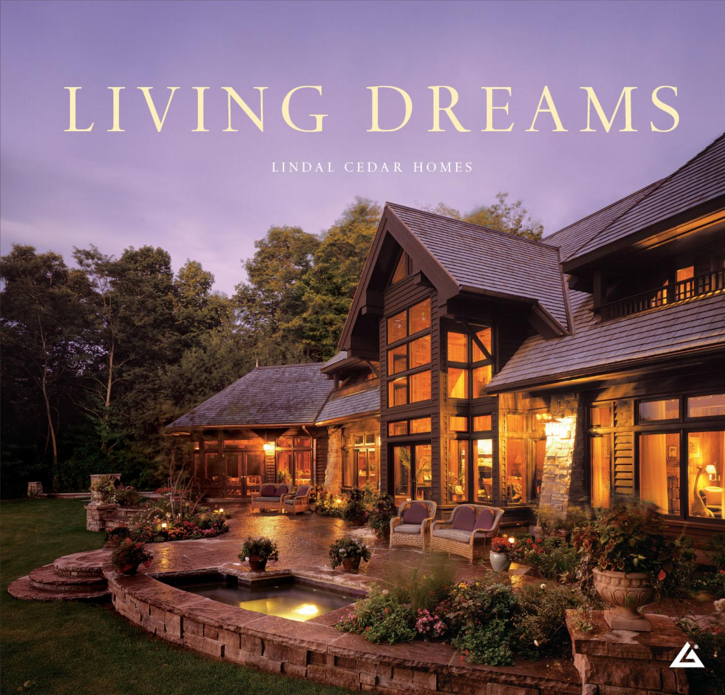 Living dreams lindal cedar homes plan book by lindal cedar homes issuu