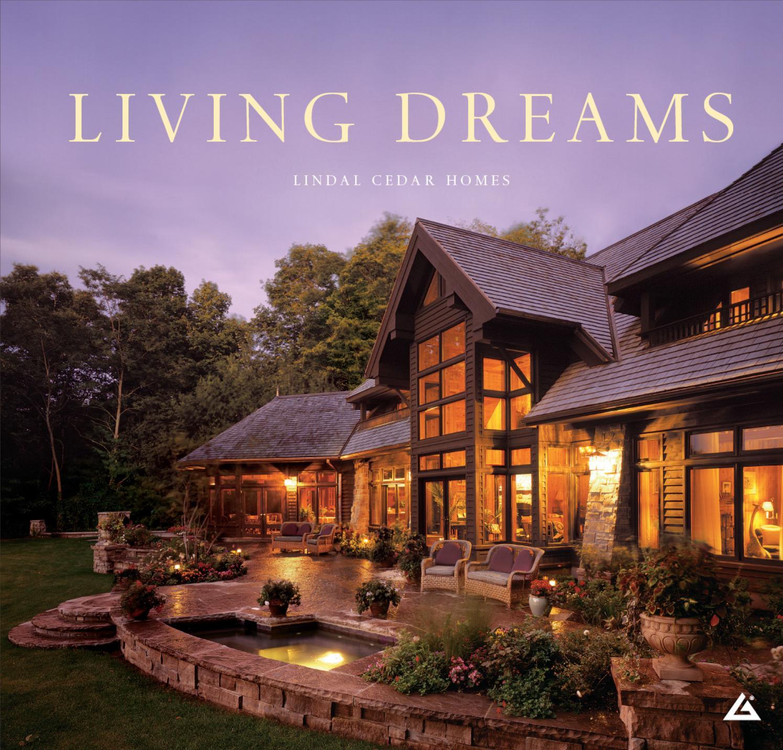 Living Dreams Lindal Cedar Homes Plan Book By Lindal