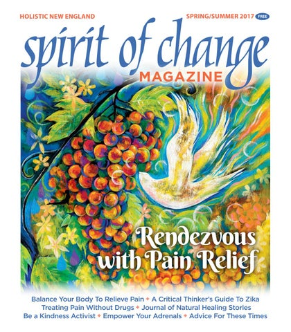 Spring/Summer 2017 Spirit of Change