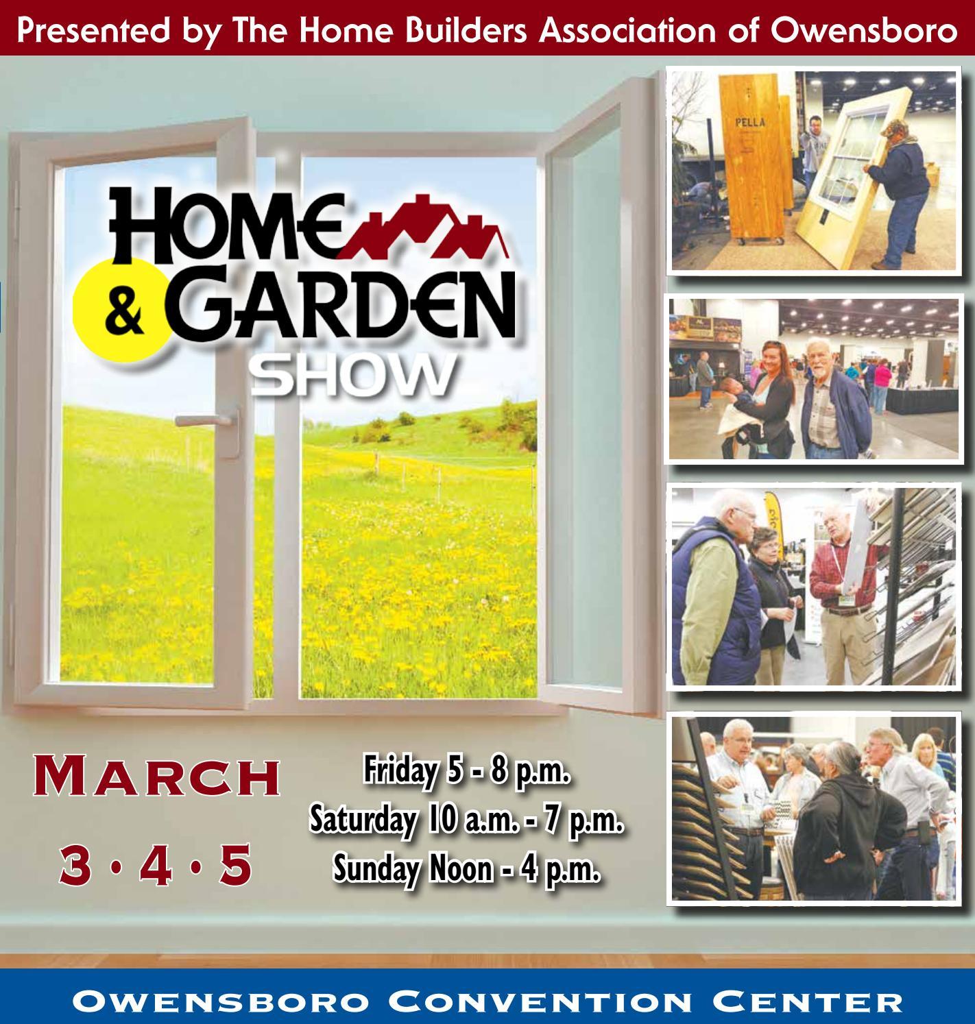 2017 home garden show