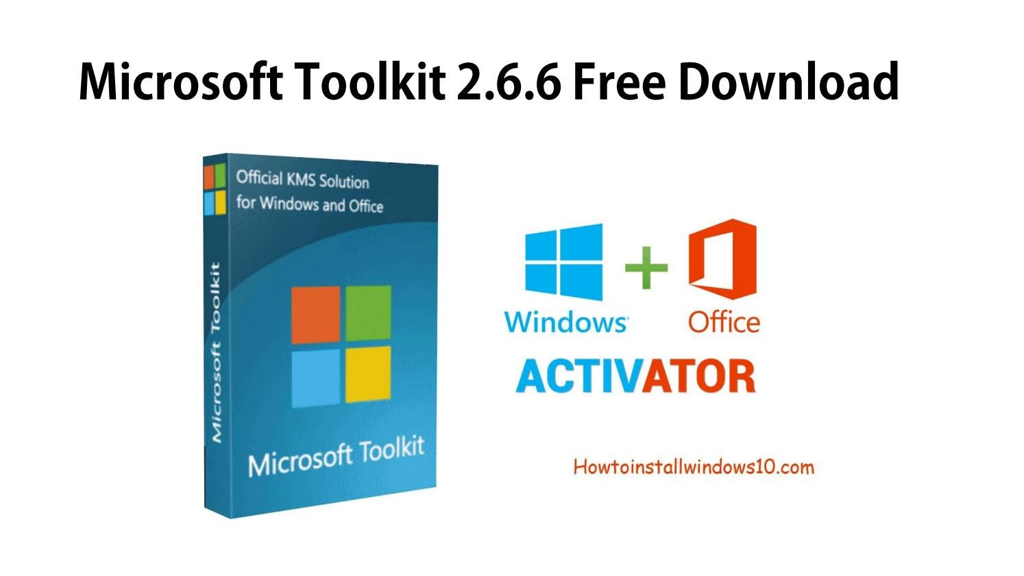 microsoft toolkit free download for windows 7