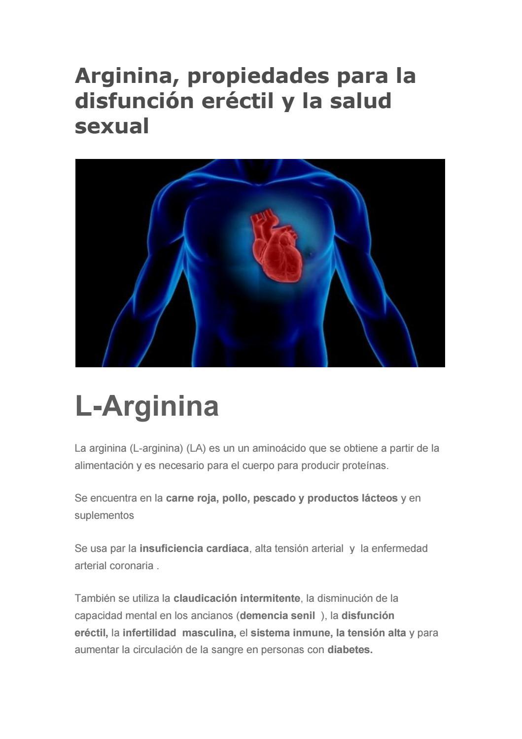 mala salud del corazón podría causar disfunción eréctil