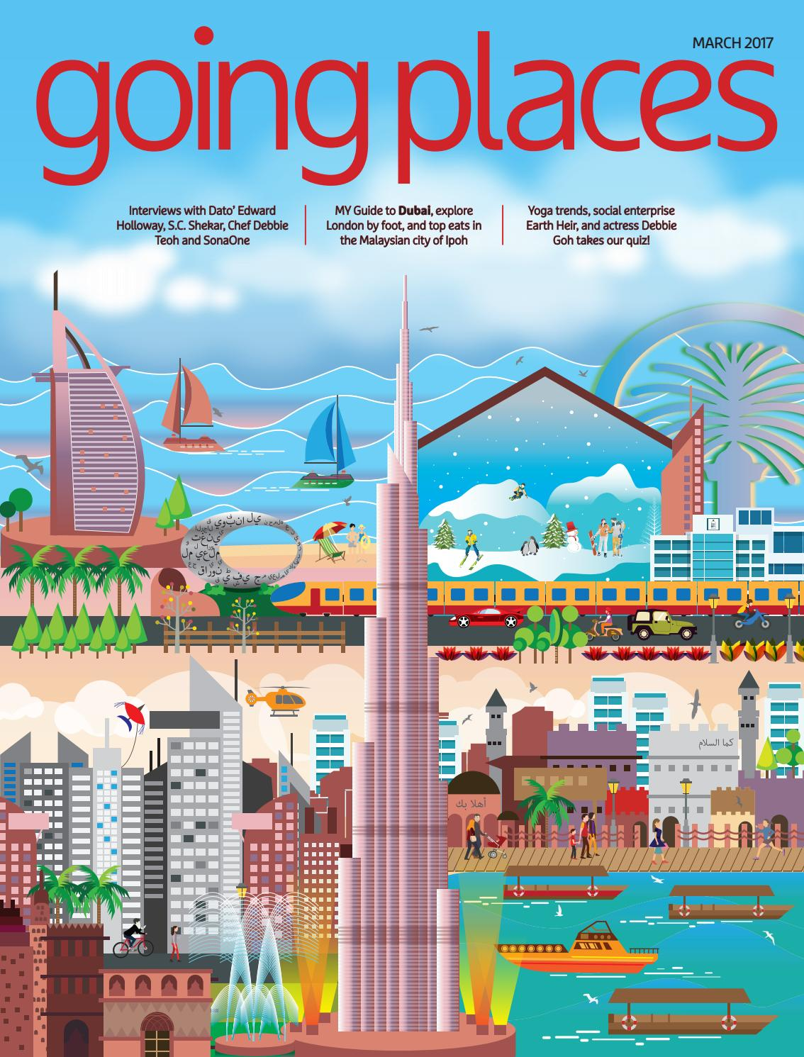 Going Places March 2017 By Spafax Malaysia Issuu Tiket Ocean Park Hongkong Dan Transfer Anak