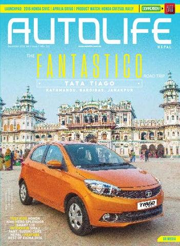 Volume 5 issue 7 Tata Tiago by AutoLife (Nepal) - issuu