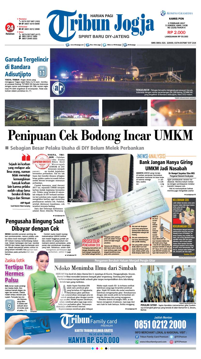Tribunjogja 01 12 2015 By Tribun Jogja Issuu Produk Ukm Bumn Batik Tulis Babon Angrem 02 2017