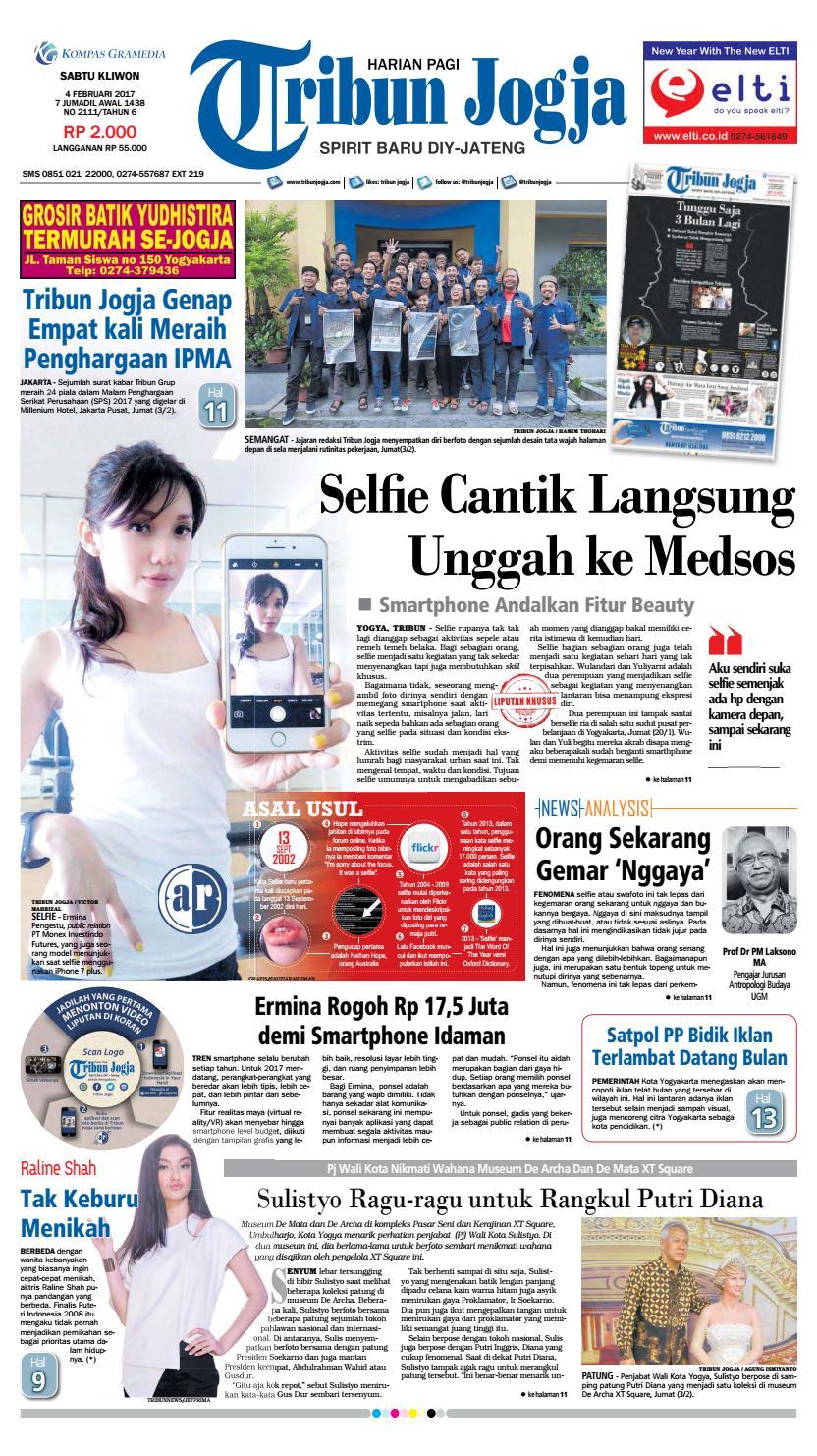 Tribunjogja 26 02 2015 By Tribun Jogja Issuu Fcenter Meja Rias Siantano Mr 905 Jawa Tengahdiyjawa Timur 04 2017