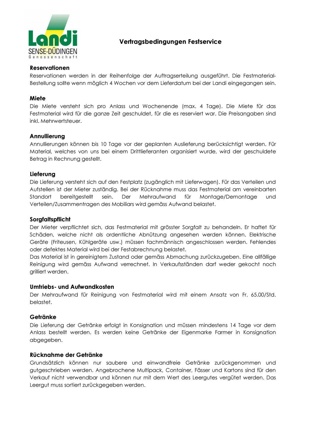 Festmaterial Landi Sense-Düdingen by LANDI - issuu