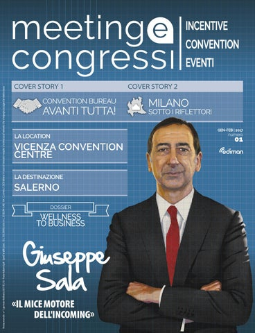 Meeting e Congressi - Gen Feb 2017 by Ediman - issuu a9e12a711bf