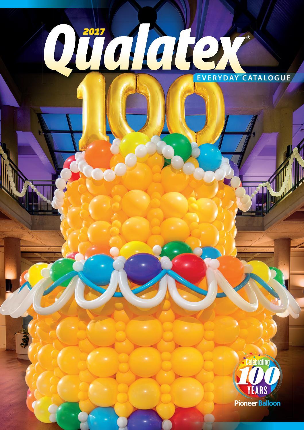"Linking Garland Decoration 10 x 12/"" Quick Link Printed Qualatex Latex Balloons"