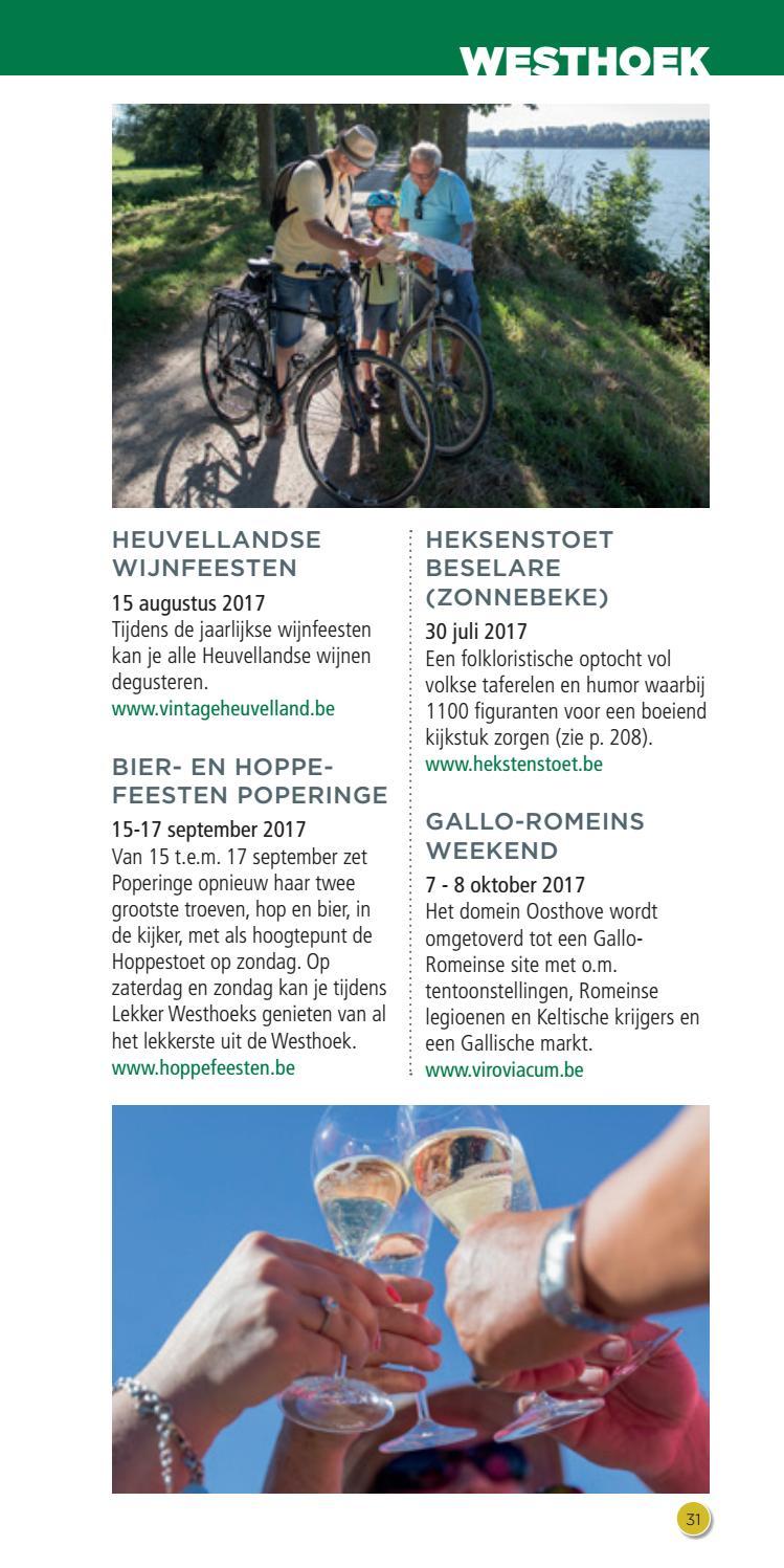 Heksenstoet Beselare 2017.Streekpocket Westhoek De Grote Goesting By Westtoer Issuu
