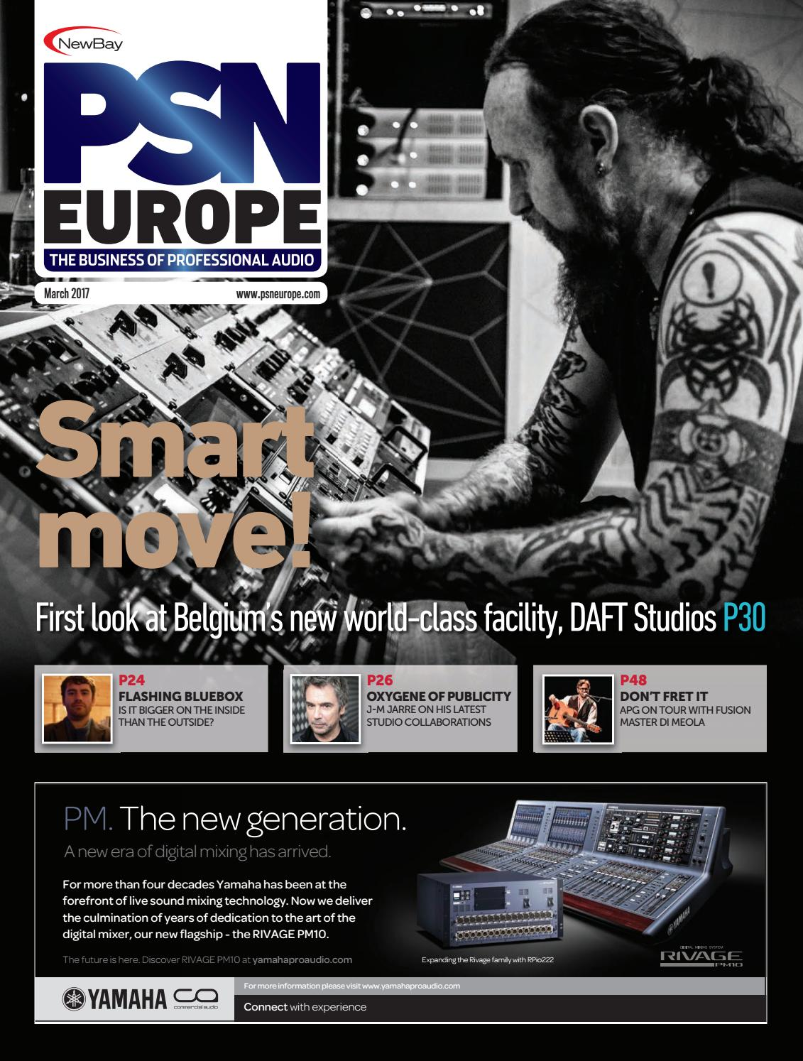 PSNE March 2017 Digital by NewBay Europe  issuu