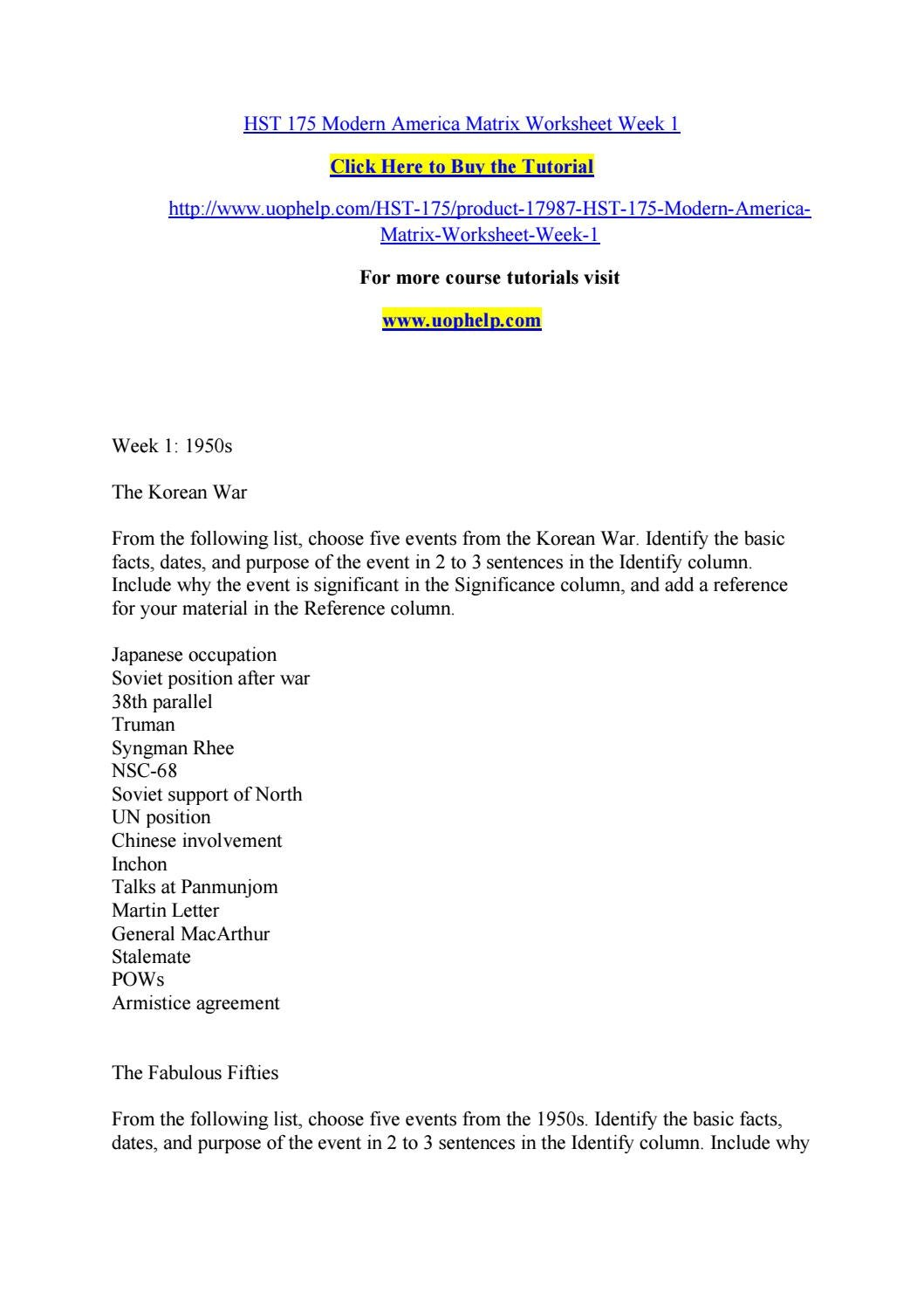 worksheet Korean War Worksheet Mytourvn Worksheet Study Site – Reference Sources Worksheets