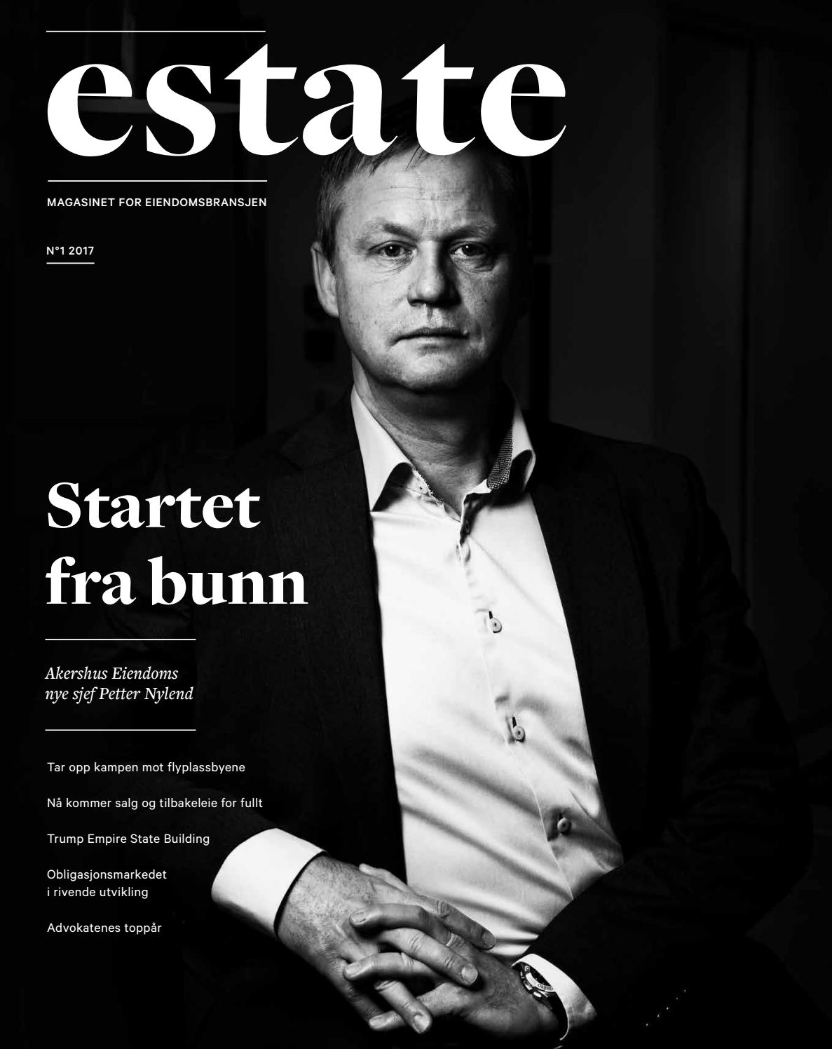 8d44910c Estate Magasin 01 2017 by Estate Media - issuu