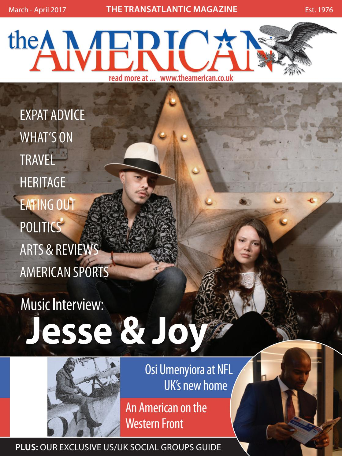 The American November December 2016 Issue 754ine 756 Mar17 By Blue Images, Photos, Reviews