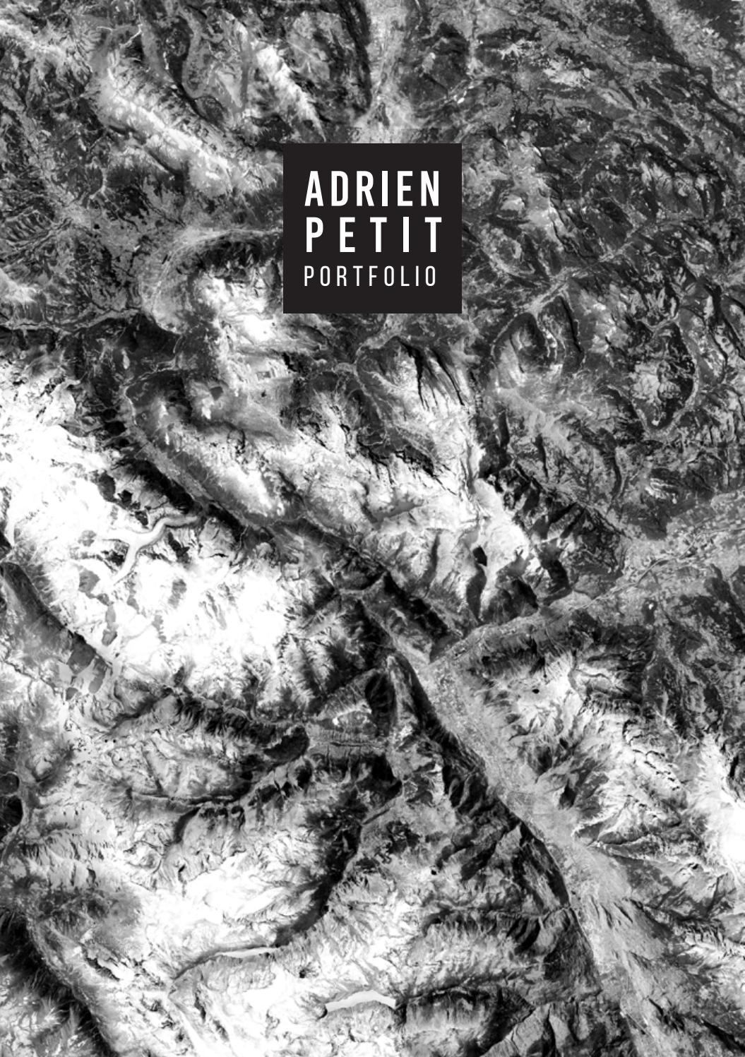 adrien petit - portfolio by adrien petit