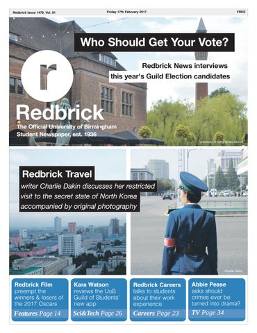 079874f63f59 Redbrick - Issue 1479 by Redbrick - issuu