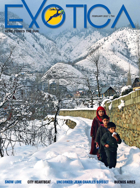 Exotica feb 2017 by Exotica Magazine - Issuu