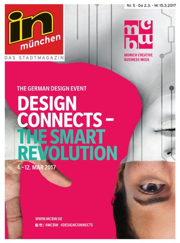 Page 1. THE GERMAN DESIGN EVENT