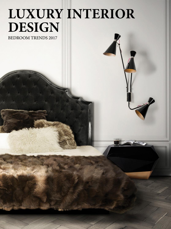 Luxury Interior Design Master Bedrooms Trends 2017