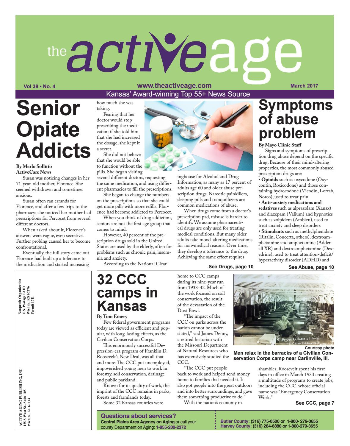 March 2017 by the active age - issuu
