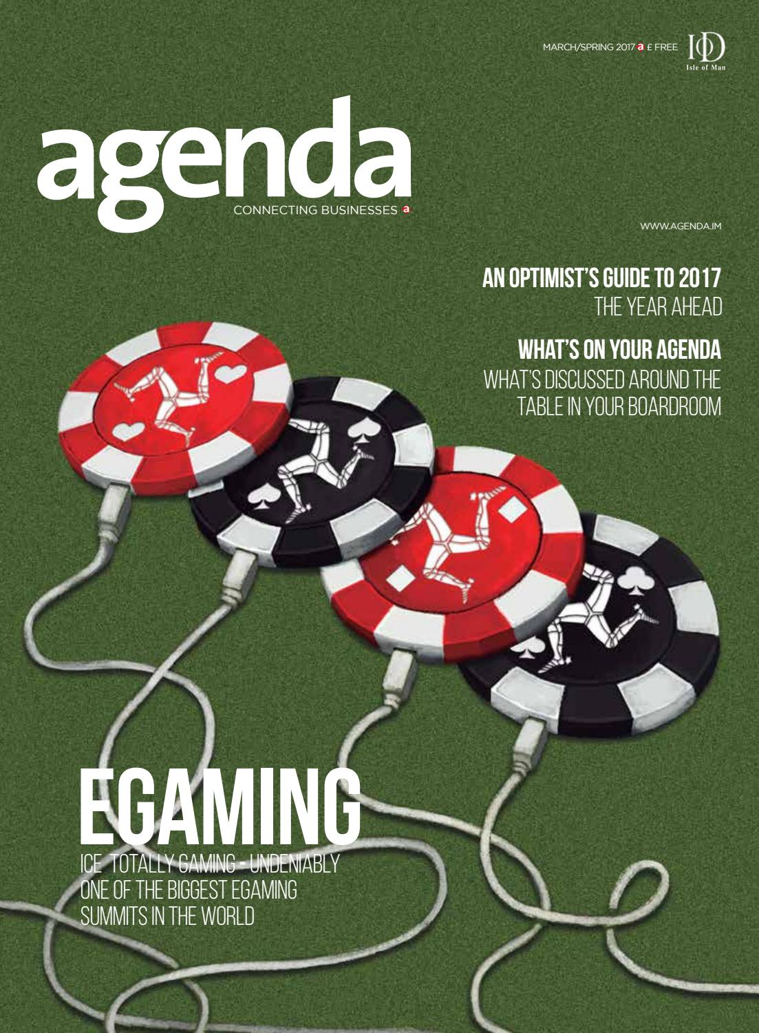 agenda | March/Spring 2017 by Isle of Man Media - issuu