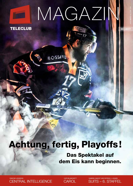 Teleclub Magazin März 2017 by Teleclub AG - issuu