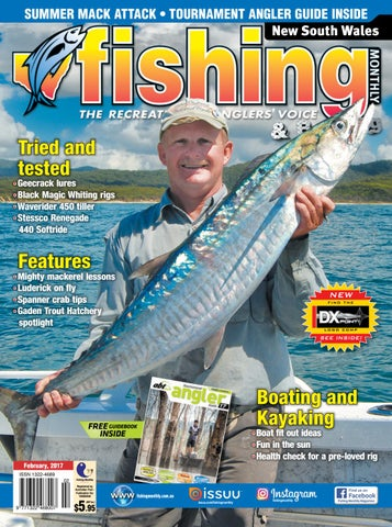 d6527ca779 New South Wales Fishing Monthly - February 2014 by Fishing Monthly - issuu