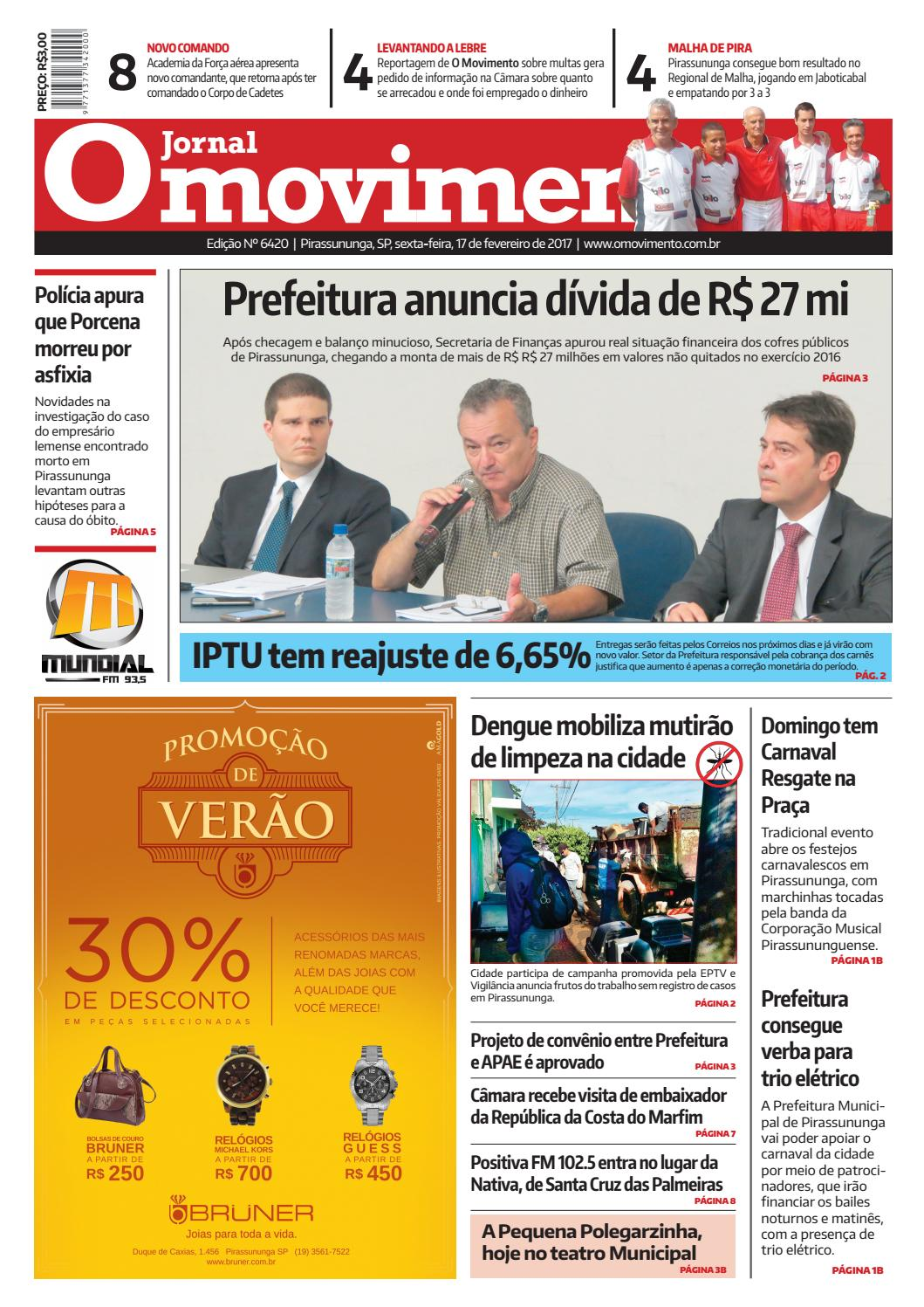 Edição de 17 02 2017 by Jornal O Movimento - issuu 8cb6be800be18