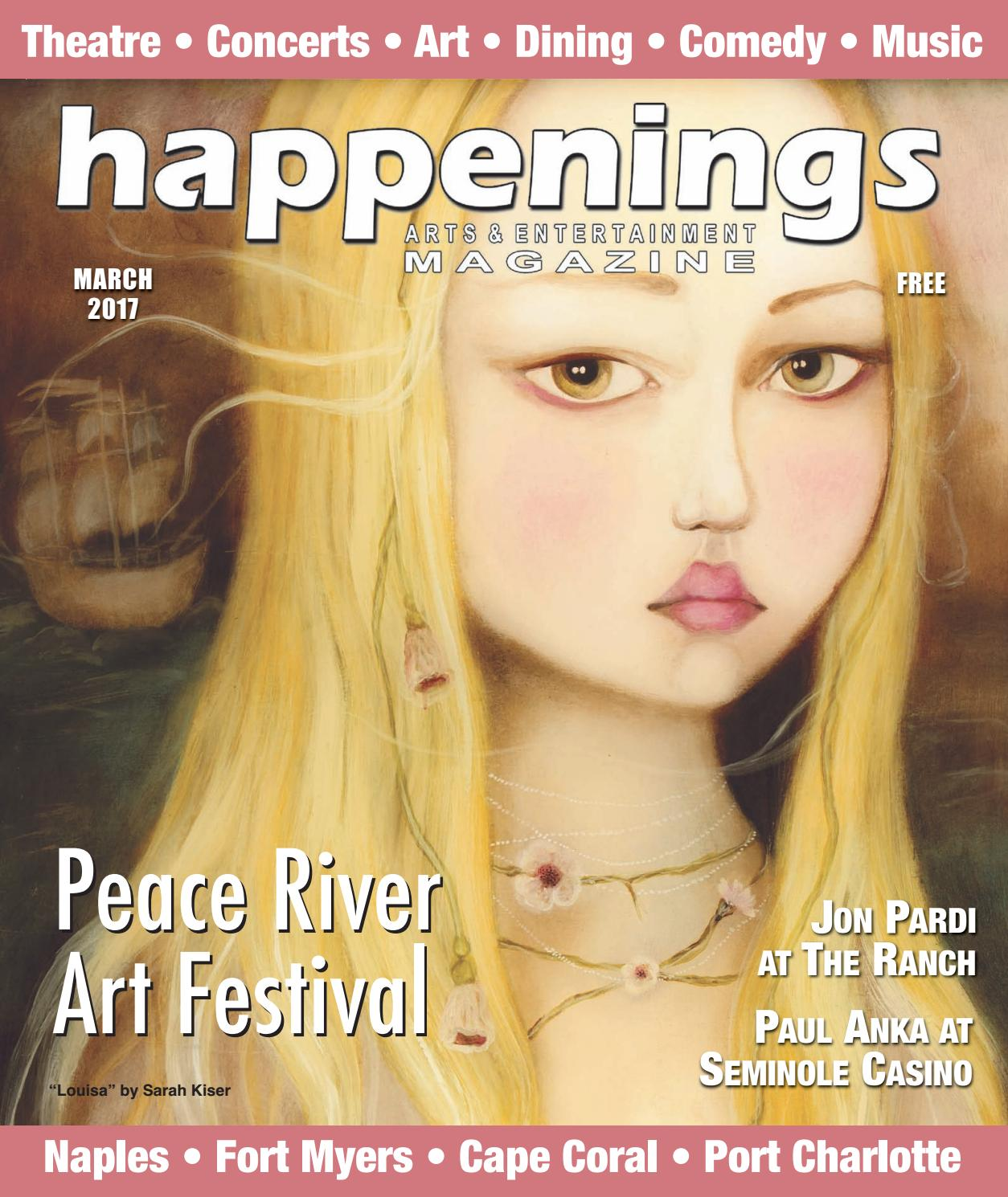 March 2017 Happenings Magazine by SW FL Happenings Magazine - issuu