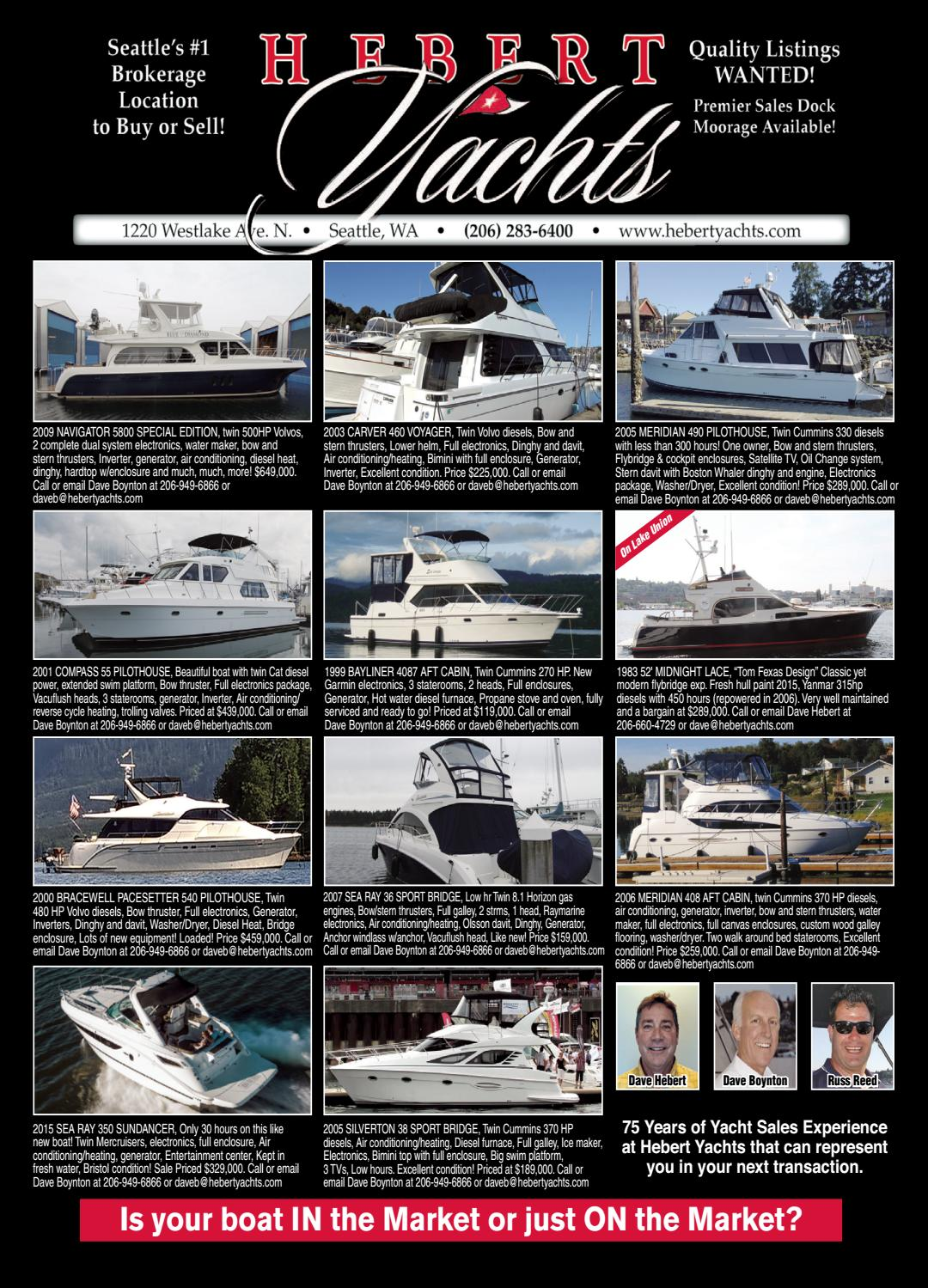 Northwest Yachting March 2017 by Northwest Yachting - issuu