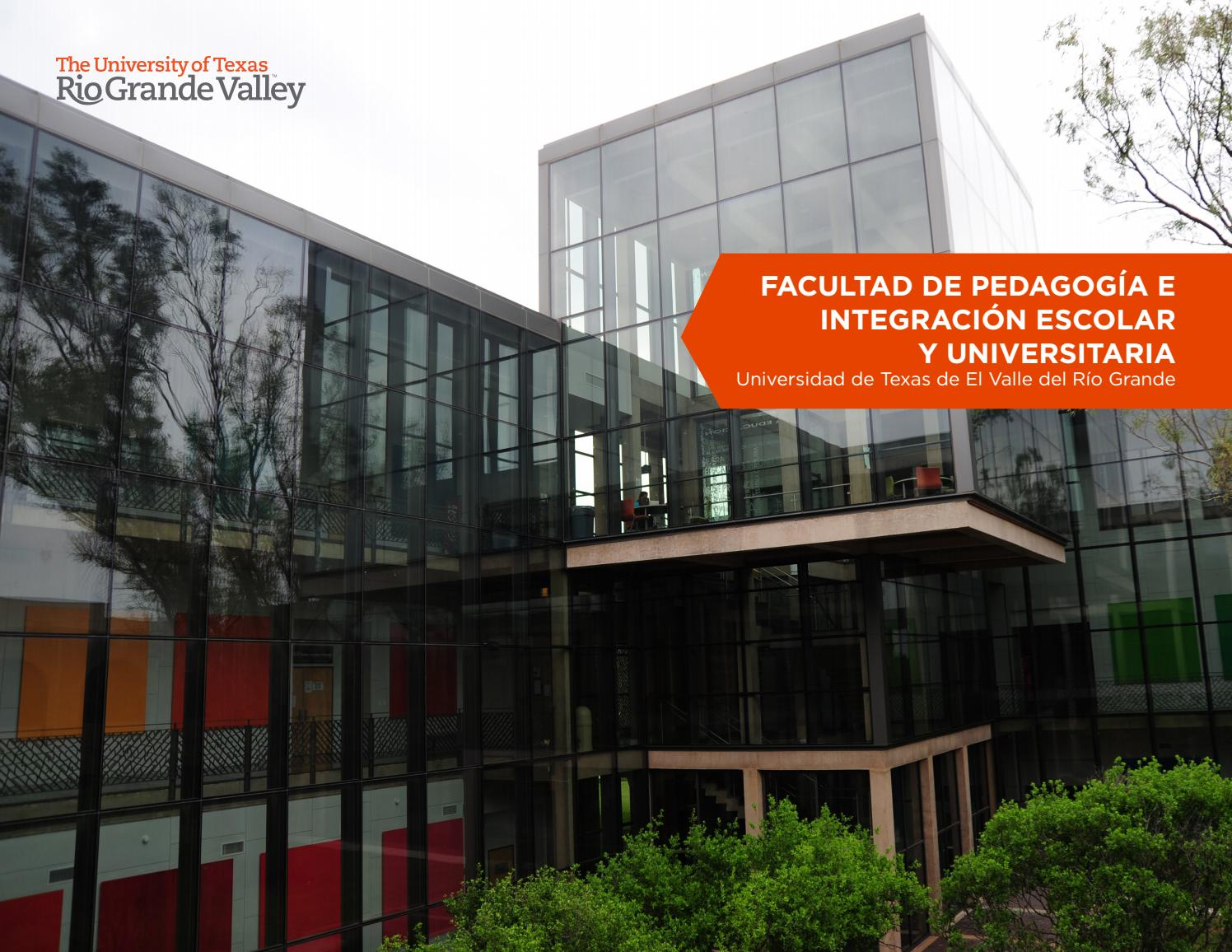 College of Education and P-16 Integration Annual Report (Spanish) by ...