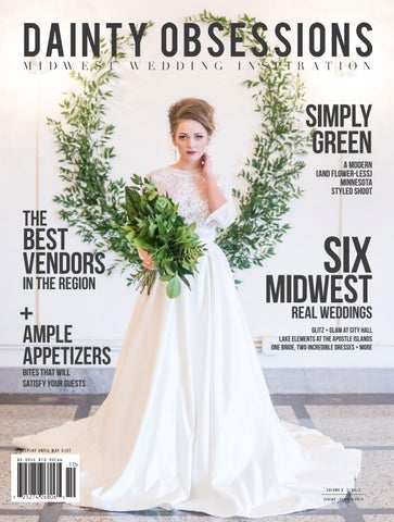 Dainty obsessions v5 no2 wedding magazine by dainty obsessions page 1 junglespirit Images