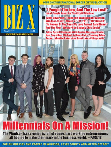 a1a566fbd92 Biz X magazine March 2017 - Vol 20 Issue 3 by Biz X magazine - issuu