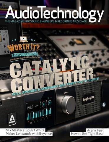 AudioTechnology App Issue 36 by Alchemedia Publishing - issuu
