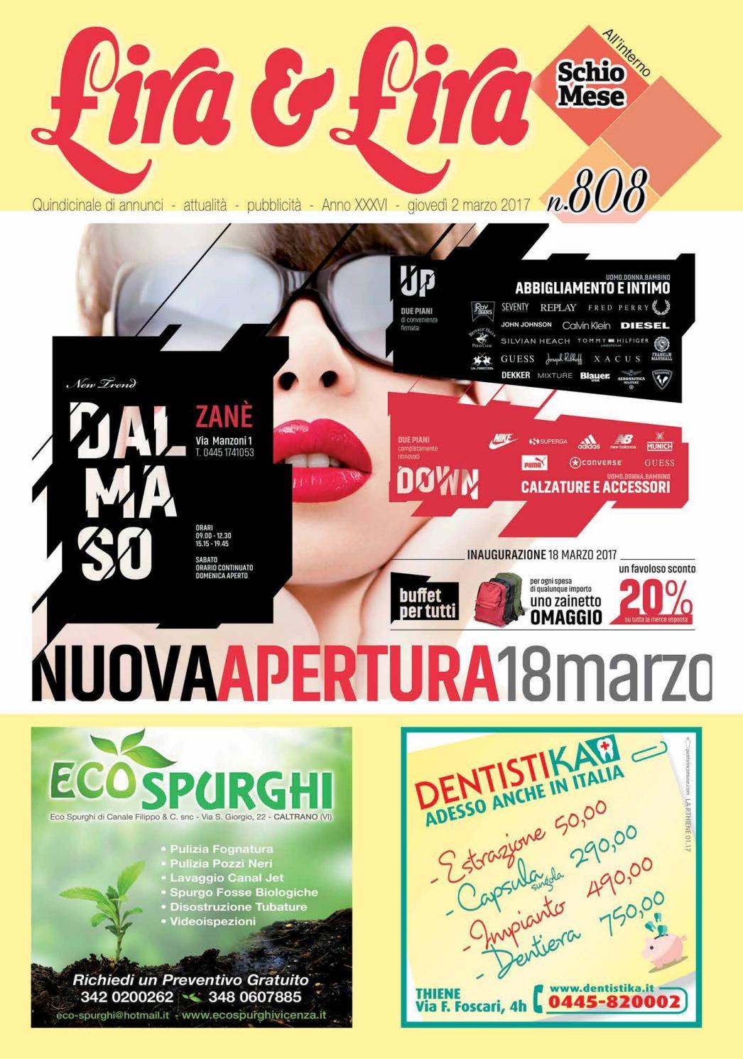 427961c5cccb Lira&Lira n. 808 by Pubblistudio Pubblicità srl - issuu
